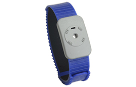 4720-Dual Conductor Adjustable Thermoplastic Wrist Band