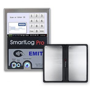 SmartLog Pro with Proximity and Barcode Readers