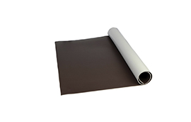 8231-8200 Series 3-Layer Vinyl Mat Roll, Custom Size, Brown