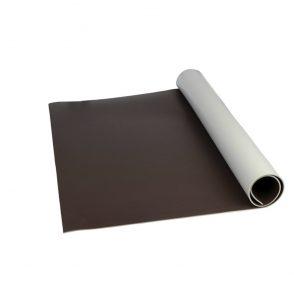 Matt roll, 3-layer vinyl, 8200 series, brown