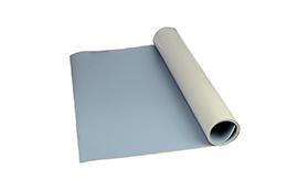 8234-8200 Series 3-Layer Vinyl Mat Roll, Custom Size, Blue