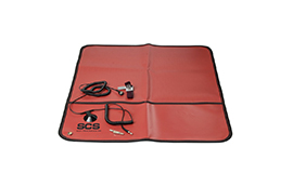 8501-Portable Field Service Kit with Adjustable Wrist Strap, 560mm x 610mm