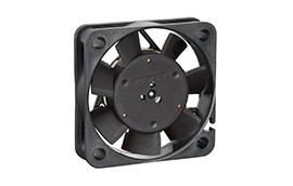 412F/2H-Axial Fan, 40x40x10mm, 12VDC