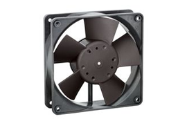 4312T-Axial Fan,119x119x32mm, 12VDC