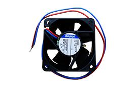 612NGMI-Axial Fan, 60x60x25mm, 12VDC
