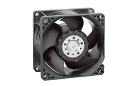 8218JN-Axial Fan, 80x80x38 mm, 48VDC