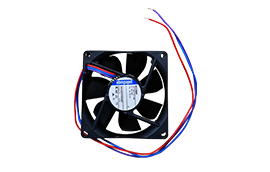 8412NGMV-Axial Fan, 80x80x25mm, 12VDC