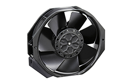 W2E142-BB01-01-Axial Fan, 150x172x38mm, 230VAC