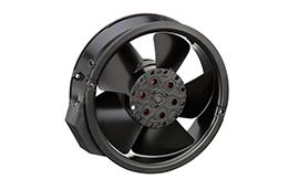 W2E143-AA09-01-Axial Fan, 171.5x172x51mm, 230VAC