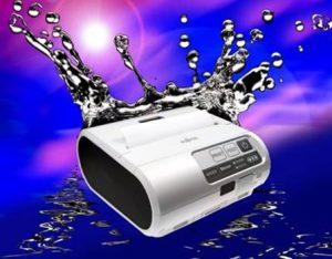 Fujitsu 3 Inch Thermal Portable Printer