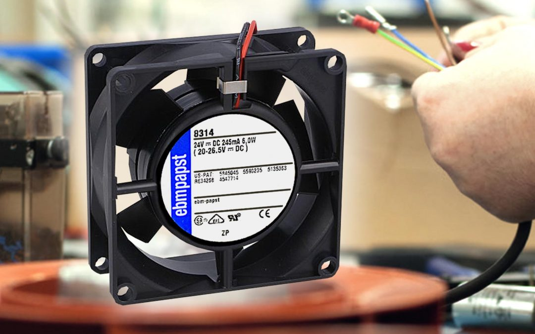 Why buy a fan when you can purchase a cost-saving complete assembly?