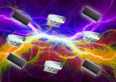 Integrated TVS Diode solutions for Surge Protection