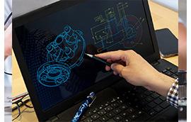 2D and 3D Services Thumbnail Design