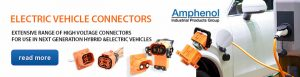 Electric Vehicle Connectors Home Banner