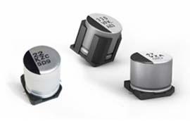 Panasonic Hybrid Capacitors