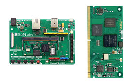 SOMLabs- SOM and Carrier Board