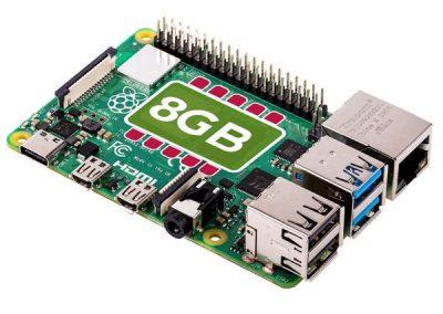 Raspberry Pi 4 Model B, 8 GB